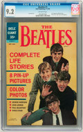 Silver Age (1956-1969):Humor, Beatles #1 (Dell, 1964) CGC NM- 9.2 Off-white pages. ...