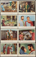 "Movie Posters:Adventure, Damon and Pythias Lot (MGM, 1962). Lobby Card Sets of 8 (2) (11"" X14""). Adventure.. ... (Total: 16 Items)"