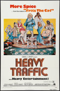 "Movie Posters:Animated, Heavy Traffic (American International, 1973). One Sheet (27"" X 41""). Animated.. ..."