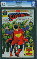 Bronze Age (1970-1979):Superhero, Superman #237 (DC, 1971) CGC VF/NM 9.0 Off-white to white pages.