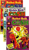 Bronze Age (1970-1979):Cartoon Character, Richie Rich Cash #1-47 File Copies Group (Harvey, 1974-82)Condition: Average NM-.... (Total: 114 Comic Books)