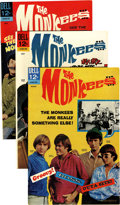 Silver Age (1956-1969):Humor, The Monkees #1-14 File Copies Group (Dell, 1967-68) Condition: Average VF+.... (Total: 14 Comic Books)