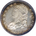 Bust Half Dollars: , 1829 50C MS65 PCGS. O-111, R.2. The right side of the 9 in the dateis recut, and on the reverse, the letters STATE are rec...