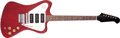 Musical Instruments:Electric Guitars, 1965 Gibson Firebird Cherry Red Electric Guitar, #503927. ...