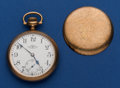 Timepieces:Pocket (post 1900), Ball 16 Size 19 Jewel Official Standard Pocket Watch B 239471. ...
