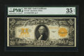 Large Size:Gold Certificates, Fr. 1187 $20 1922 Gold Certificate. PMG Choice Very Fine 35 EPQ.. ...
