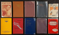 Football Collectibles:Publications, Vintage Hardcover Football Books Lot of 17. ...