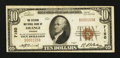 National Bank Notes:Virginia, Orange, VA - $10 1929 Ty. 1 The Citizens NB Ch. # 7150. ...