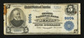National Bank Notes:West Virginia, Sutton, WV - $5 1902 Plain Back Fr. 601 The Home NB Ch. # 9604. ...