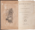 Books:Non-fiction, H. Yoakum. History of Texas From Its First Settlement in 1685 to Its Annexation to the United States in 1846. Ne... (Total: 2 Items)