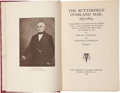 Books:First Editions, Roscoe P. Conkling and Margaret B. Conkling. The ButterfieldOverland Mail 1857-1869. Its organization and operati...(Total: 3 Items)