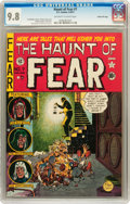 Golden Age (1938-1955):Horror, Haunt of Fear #7 Gaines File pedigree 3/12 (EC, 1951) CGC NM/MT 9.8Off-white to white pages....