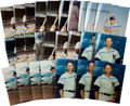 Autographs:Others, 1988 Mickey Mantle Signed Photographs Lot of 26....