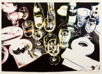 ANDY WARHOL (American, 1928-1987) After the Party, 1979 Screenprint in colors on Arches 88 paper