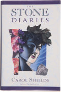 Books:Signed Editions, Carol Shields. SIGNED. The Stone Diaries. [New York]: Viking, [1994]. First American edition, first prin...