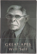 Books:First Editions, Will Self. SIGNED. Great Apes. New York: Grove Press,[1997]. First edition, first printing. Publisher's wrapper...