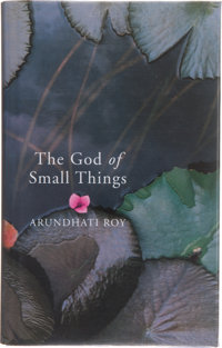 Arundhati Roy. SIGNED. The God of Small Things. [London]: Flam