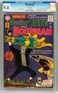 Silver Age (1956-1969):Superhero, Showcase #55 Doctor Fate and Hourman - Savannah pedigree (DC, 1965) CGC NM+ 9.6 White pages....