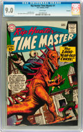 Silver Age (1956-1969):Science Fiction, Rip Hunter Time Master #1 Savannah pedigree (DC, 1961) CGC VF/NM9.0 White pages....