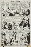 Original Comic Art:Panel Pages, Bruno Premiani The Doom Patrol #119 page 9 Original Art (DC,1968)....