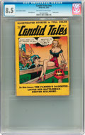 Golden Age (1938-1955):Miscellaneous, Candid Tales #nn Doctor Killmore Edition (Kirby Publishing, 1950) CGC VF+ 8.5....