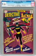 Silver Age (1956-1969):Superhero, Detective Comics #359 (DC, 1967) CGC NM+ 9.6 White pages....