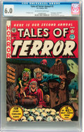 Golden Age (1938-1955):Horror, Tales of Terror Annual #2 (EC, 1952) CGC FN 6.0 Off-white to whitepages....