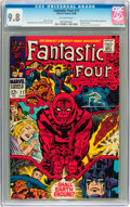 Silver Age (1956-1969):Superhero, Fantastic Four #77 (Marvel, 1968) CGC NM/MT 9.8 Off-white pages....