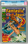 Bronze Age (1970-1979):Superhero, Fantastic Four #103 (Marvel, 1970) CGC NM/MT 9.8 Off-white to whitepages....
