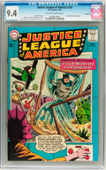 Silver Age (1956-1969):Superhero, Justice League of America #26 Savannah pedigree (DC, 1964) CGC NM9.4 Off-white to white pages....