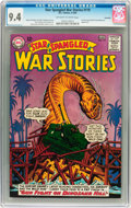 Silver Age (1956-1969):War, Star Spangled War Stories #119 Savannah pedigree (DC, 1965) CGC NM 9.4 Off-white to white pages....