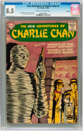 Silver Age (1956-1969):Mystery, The New Adventures of Charlie Chan #2 Savannah pedigree (DC, 1958)CGC VF+ 8.5 Cream to off-white pages....
