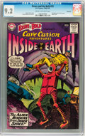 Silver Age (1956-1969):Adventure, The Brave and the Bold #33 Cave Carson - Savannah pedigree (DC, 1961) CGC NM- 9.2 Cream to off-white pages....