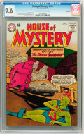 Silver Age (1956-1969):Science Fiction, House of Mystery #146 Savannah pedigree (DC, 1964) CGC NM+ 9.6Off-white to white pages....