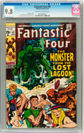Bronze Age (1970-1979):Superhero, Fantastic Four #97 (Marvel, 1970) CGC NM/MT 9.8 Off-white to white pages....