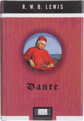 Books:Signed Editions, R. W. B. Lewis. SIGNED. Dante. [New York: A Lipper / Viking Book, [2001]. First edition, first printing. Publisher's...