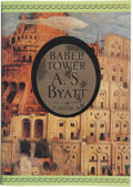 Books:Signed Editions, A. S. Byatt. SIGNED. Babel Tower. New York: Random House, [1996]. First edition, first printing. Signed by the aut...