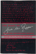 Books:First Editions, Shirley Harrison. The Diary of Jack the Ripper. New York:Hyperion, [1993]. First edition, first printing. Publisher...