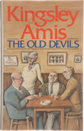 Books:First Editions, Kingsley Amis. The Old Devils. London: Hutchinson, [1986].First edition, first printing. Octavo. Publisher's origin...