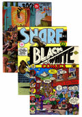 Silver Age (1956-1969):Alternative/Underground, Underground Comix Mixed Bag Group (Various, 1969-76).... (Total: 9Comic Books)