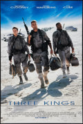 """Movie Posters:Comedy, Three Kings (Warner Brothers, 1999). One Sheet (27"""" X 40""""). DS Advance. Comedy.. ..."""