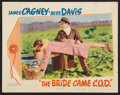 """Movie Posters:Comedy, The Bride Came C.O.D. (Warner Brothers, 1941). Lobby Card (11"""" X14""""). Comedy.. ..."""