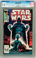 Modern Age (1980-Present):Science Fiction, Star Wars #80 (Marvel, 1984) CGC NM/MT 9.8 White pages....