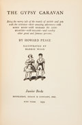 Books:Children's Books, Howard Pease. The Gypsy Caravan. New York: Doubleday, Doran,1939. Later printing. Octavo. 254 pages. Illustrated by...