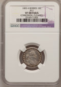 Early Dimes, 1805 10C 4 Berries--Cleaned, Corroded--NGC Details. VF. JR-2. NGCCensus: (8/188). PCGS Population (25/212). Mintage: 120,...