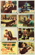 "Movie Posters:Film Noir, In a Lonely Place (Columbia, 1950). Lobby Card Set of 8 (11"" X14"").. ... (Total: 8 Items)"