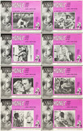 "Movie Posters:Sexploitation, Mudhoney (Eve Productions, 1965). Lobby Card Set of 8 (11"" X 14"")..... (Total: 8 Items)"
