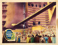 "Movie Posters:Science Fiction, Things to Come (United Artists, 1936). Lobby Card (11"" X 14"").. ..."