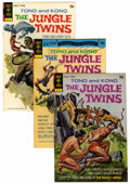 Bronze Age (1970-1979):Miscellaneous, The Jungle Twins File Copies Group (Gold Key/Whitman, 1972-75)Condition: Average VF/NM.... (Total: 14 Comic Books)