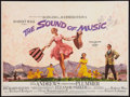 "Movie Posters:Academy Award Winners, The Sound of Music (20th Century Fox, 1965). British Quad (30"" X 40""). Academy Award Winners.. ..."